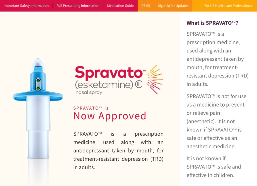 Spravato Costs, Insurance and Administration - Kick